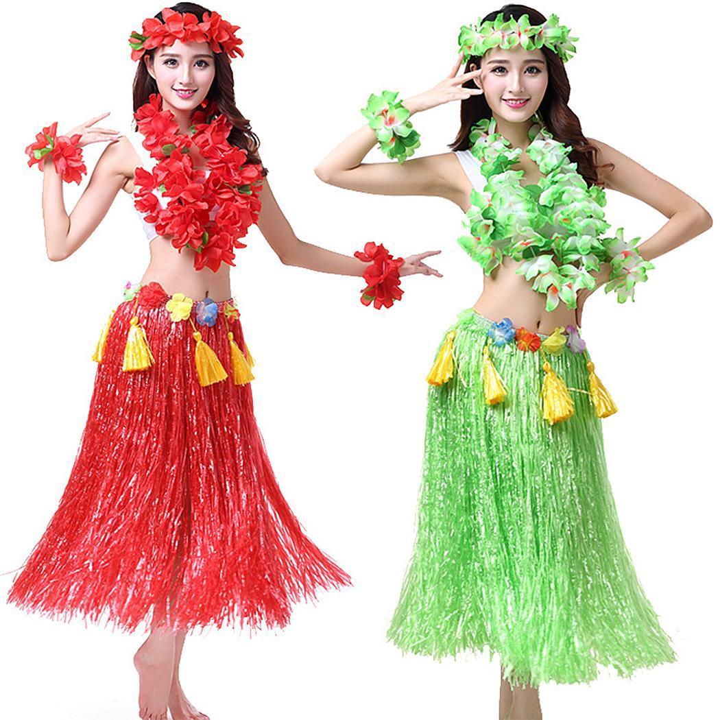 Какое сшить платье на гавайскую вечеринку фото