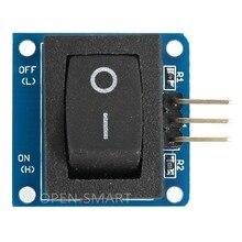 Rocker Switch Module Button Switch 2 files Rocker Switch Button For Arduino