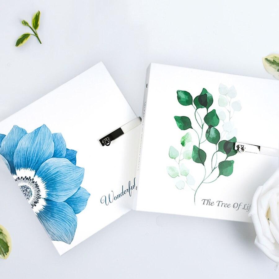 Creative album photo Album De Mariage album photo Bébé Notre Aventure Livre Romantique cadeaux pour Amateurs de Petit Ami livre de mémoire Nct 1