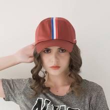 6d5ea4e25c8 New high quality fashion women s cap men solid unisex black women men  baseball cap men female cap street hats attractive on you