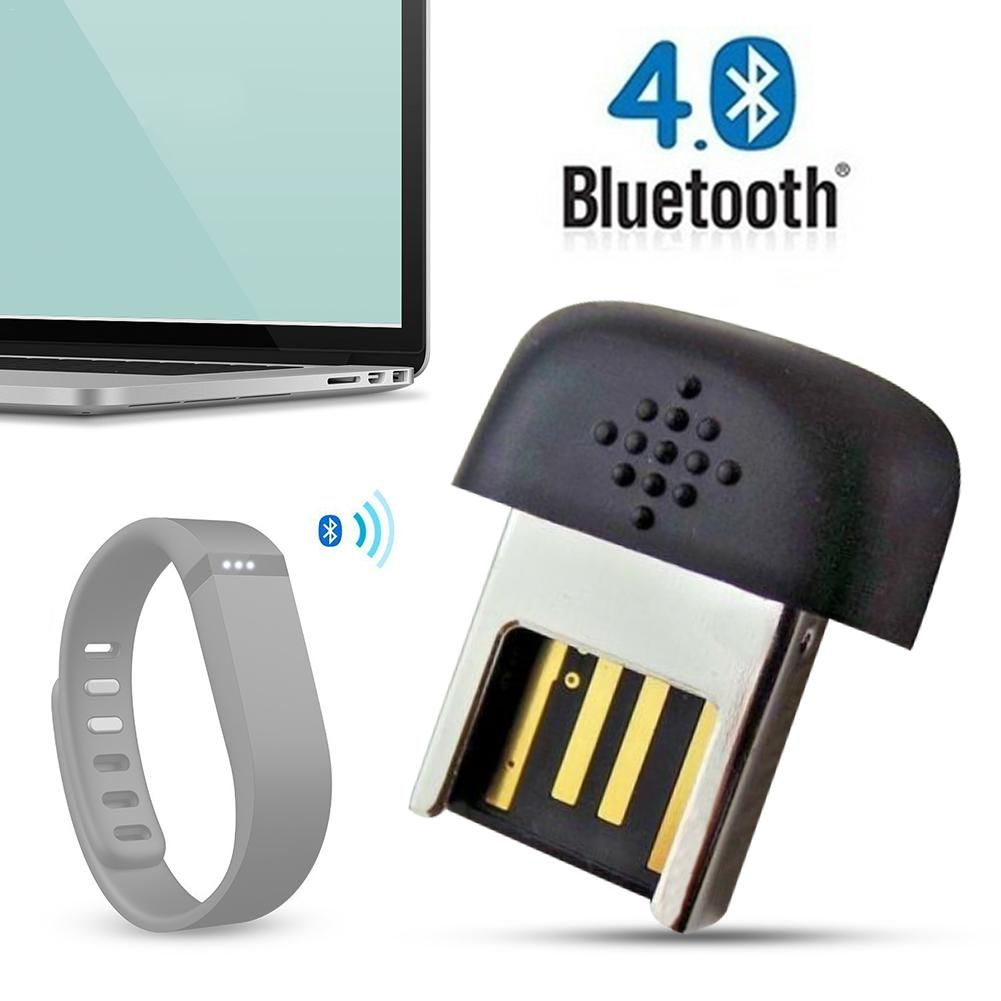 Mini <font><b>Bluetooth</b></font> 4,0 Wireless Sync Dongle Adapter <font><b>USB</b></font> Für Fitbit Smart Armband image