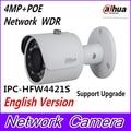DAHUA 4MP WDR Network Small IR Bullet Camera IP67 Original English Version without Logo IPC-HFW4421S
