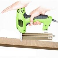 New Electric Stapler Gun Nail Gun Nailer Tools Framing tacker Electric Tools only for square crown nails use 1800w 1022 30/min