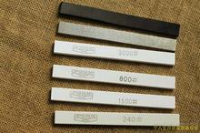 Лулу точилка замена алмазная точило коровьей ножей точильный камень 150 * 15 * 5 мм
