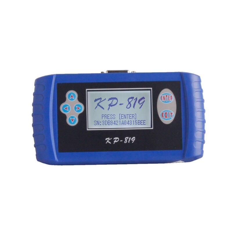 Good Quality KP819 Car Key Programming Auto Key Programmer KP-819 Key Programming Diagnostic Tools Free Shipping