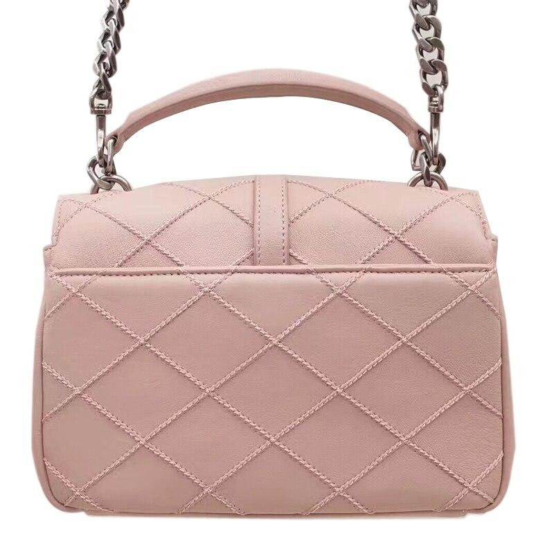 Brand Fashion Women Tote Bag Genuine Leather Bag Women Solid Handbag Ladies Shoulder Bag handbags women famous brand