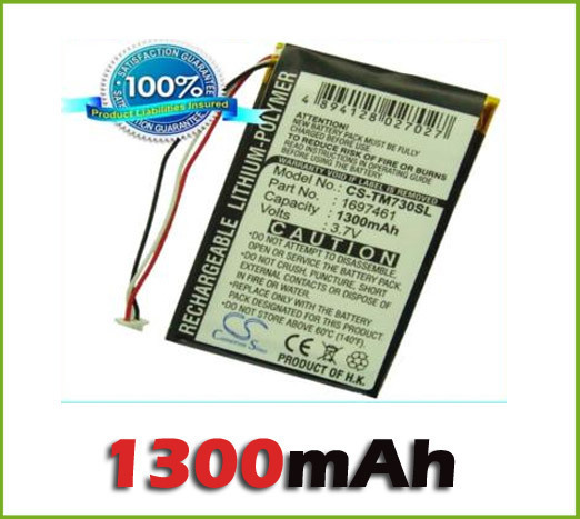 GPS Battery For TomTom Go 530, 630, 720, 730, 730T, 930 new free shippingGPS Battery For TomTom Go 530, 630, 720, 730, 730T, 930 new free shipping