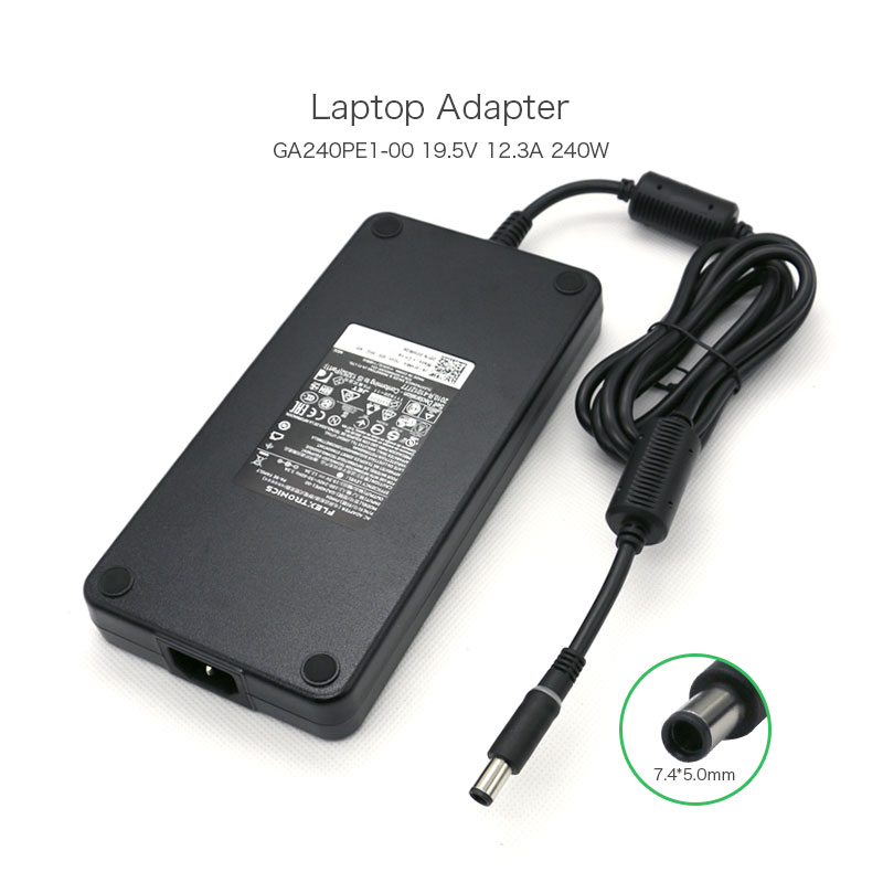 New 19.5V 12.3A 240W PA-9E Family FHMD4 GA240PE1-00 Power Supply for Dell Alienware M17x M17x R2 M17x R3 M17x R4 AC Adapter цена