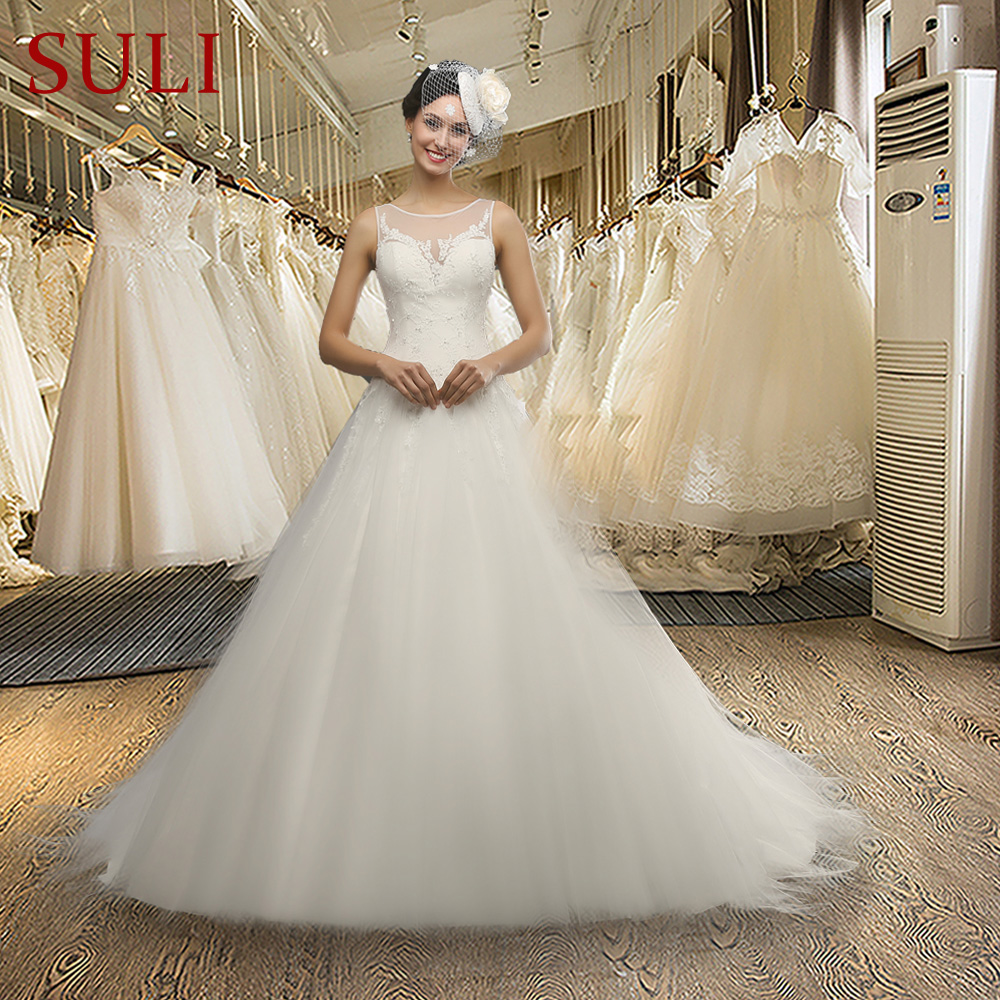 Buy mz0014 lace vintage sleeveless simple for Cheap wedding dresses made in china