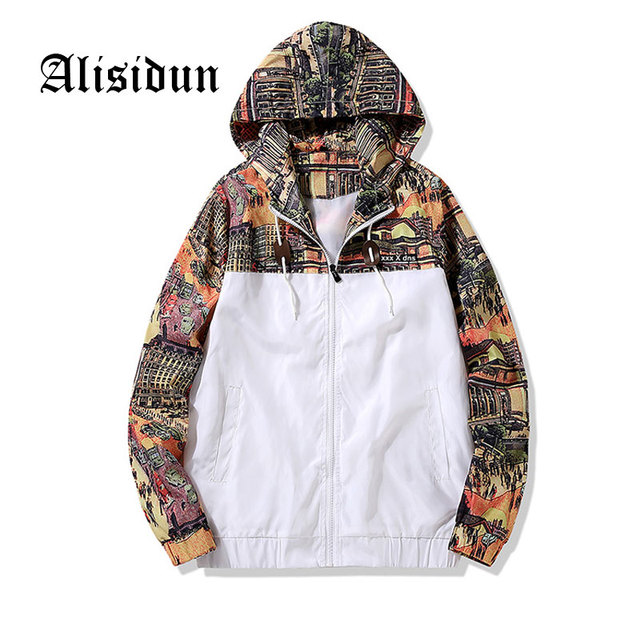 2018 Appearway Autumn Men S Jacket High Street Style New York City
