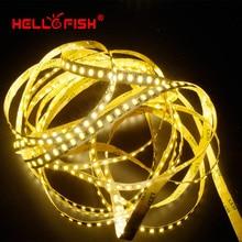 Hello Fish 5m 600 SMD 5630 LED Strip 12V Flexible LED lighting light 120 led/m LED Tape Light  White/Warm White