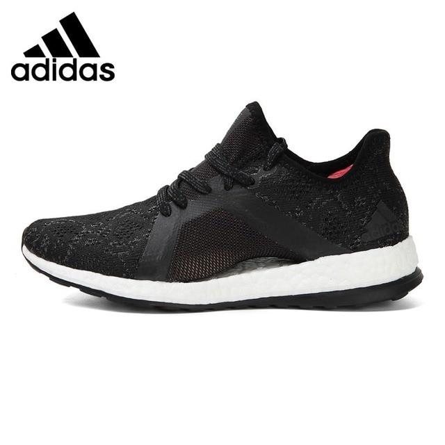 44e46b9cffc74 ... get orijinal yeni var 2018 adidas pureboost x eleman kadn kou  ayakkablar sneakers b886d ecade