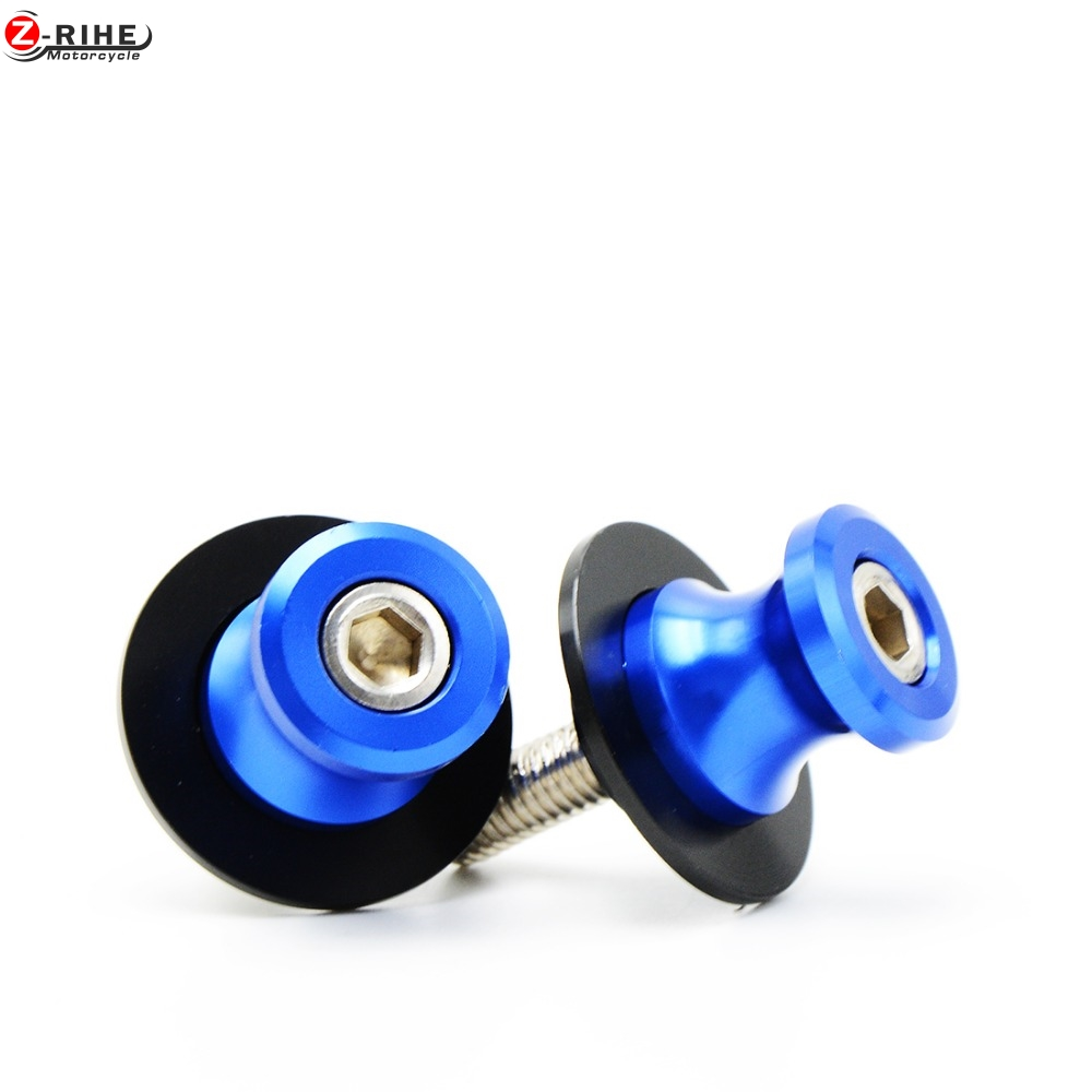 Motorcycle Accessories CNC Aluminum Black Swingarm Spools slider stand screws For APRILIA RS 125 1998 1999 2000 2001 2002 2003 2 motorcycle accessories cnc aluminum black swingarm spools slider stand screws for yamaha mt 09 tracer bmw s1000rr triumph acesso