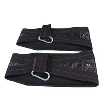 Belt horizontal bar spaghetti strap fitness a Pair Ab Abdominal Straps for Hanging Sling Chin Up Sit Bar barra puertas