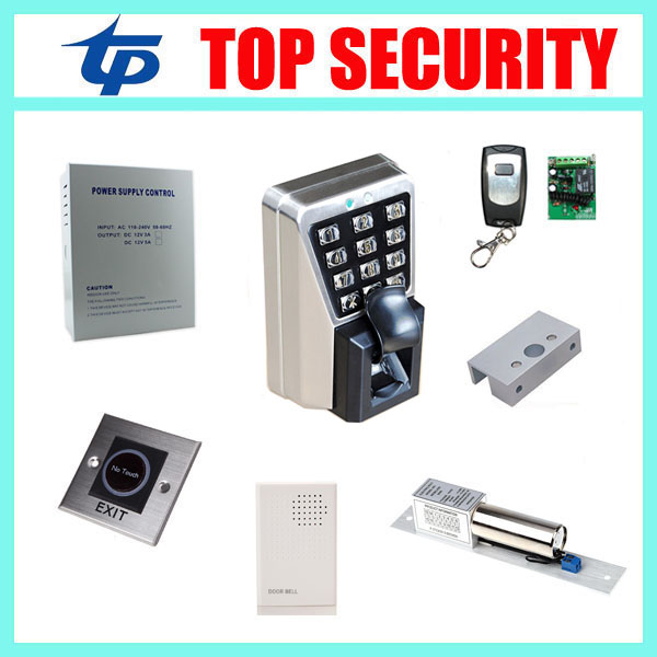 MA500 fingerprint door access control system with RFID card reader waterproof dustproof metal fingerprint access controller biometric fingerprint access controller tcp ip fingerprint door access control reader