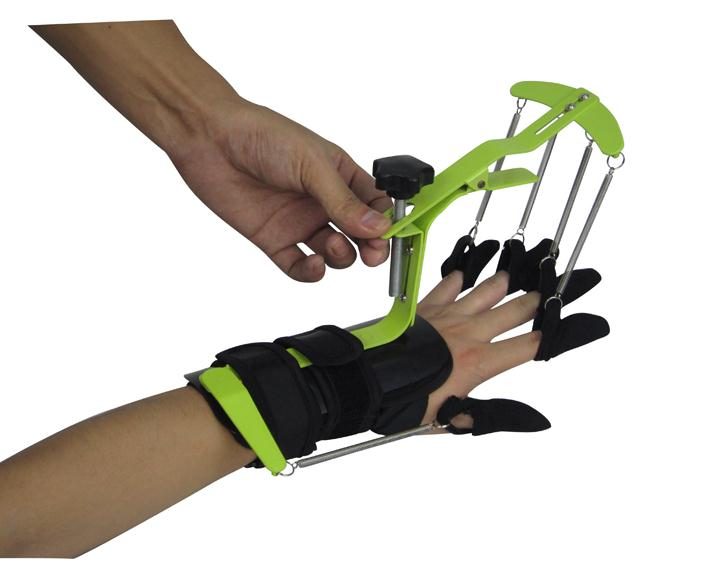 Hand PHYSIOTHERAPY & REHABILITATION Training Equipment Dynamic Wrist and finger Orthosis for HEMIPLEGIA Patients Tendon repair