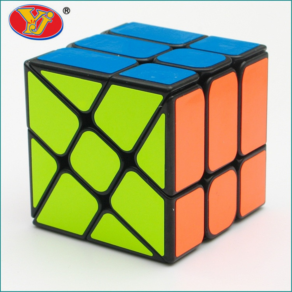 Speed cube learn english