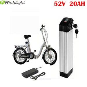 51.8V 1000W electric bike battery 52V lithium ion battery pack 51.8v 20ah for electric bike