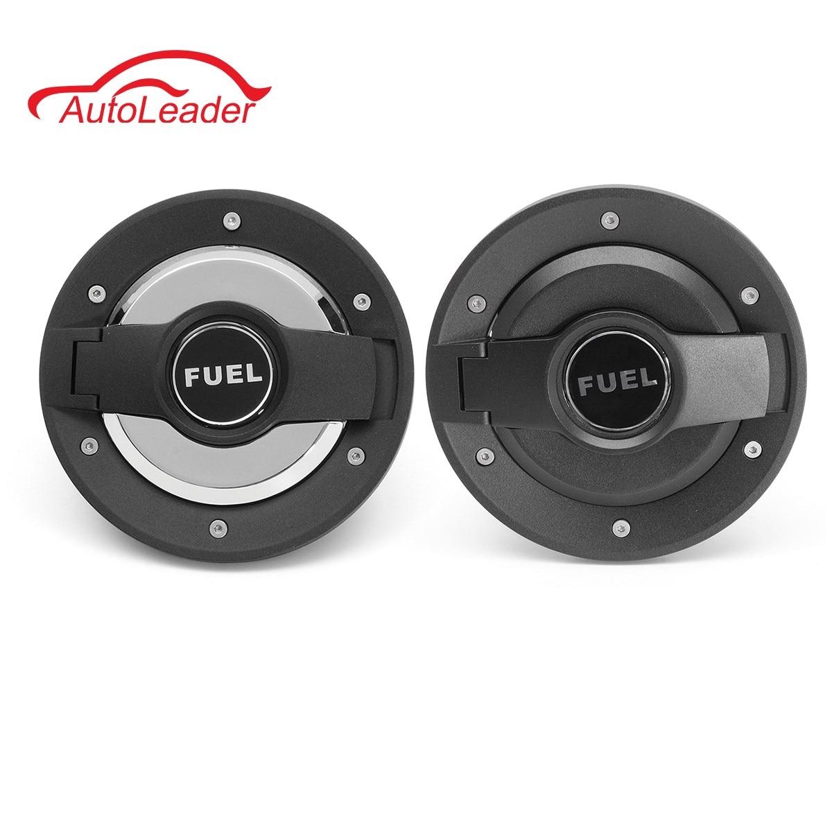 Car fuel filler door cover gas tank cap for jeep wrangler jk unlimited