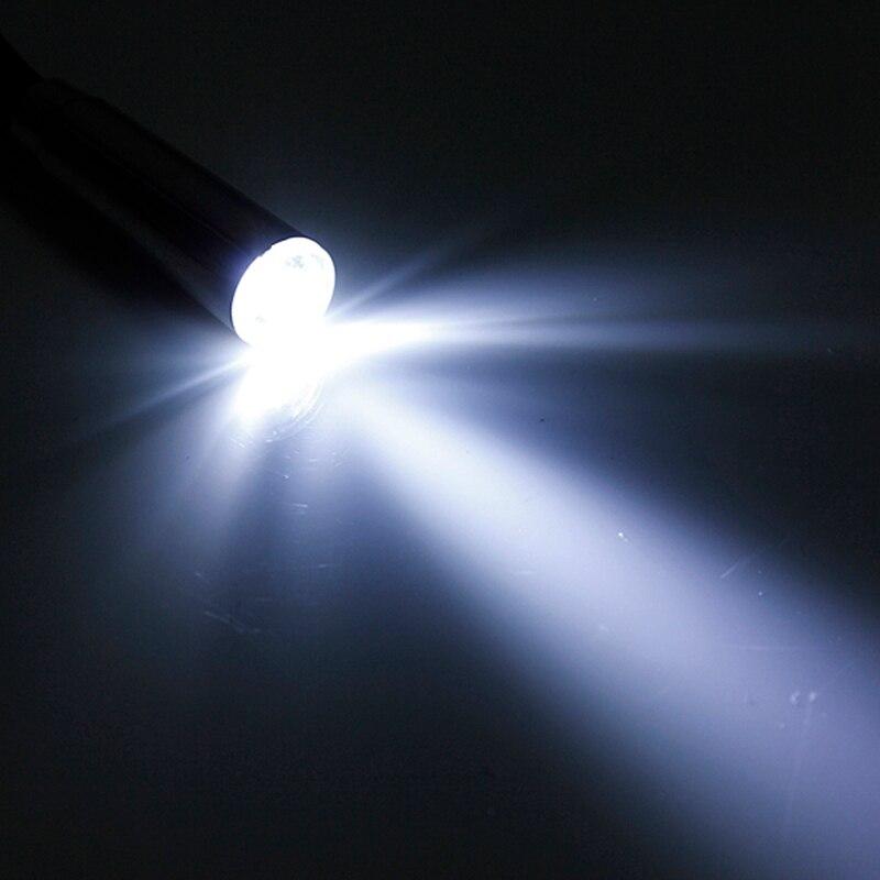 mini flexible usb led light torch flashlight portable for pc laptop