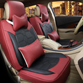 Car Seat Cover Styling,Top Leather Cushion,Car-covers For BMW Audi Hyundai Volkswagen Porsche HONDA Toyota Benz Ford All Sedan