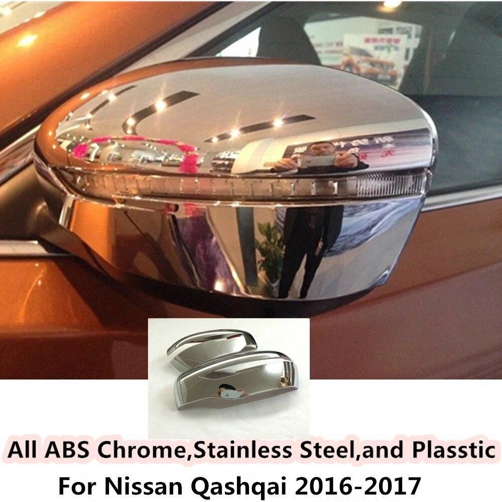 venta caliente decoracin del coche trasero retrovisor retrovisor de la puerta lateral cubierta del espejo marco