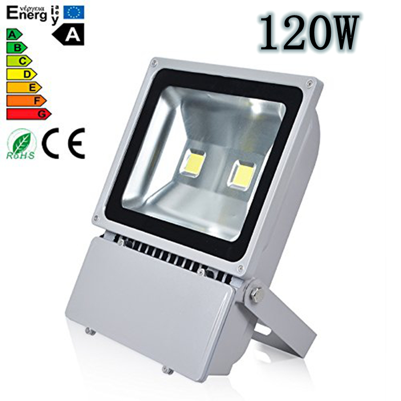 120W LED Flood Light High Power Outdoor Light  High Brightness AC 85-265V IP65 Square Lamps Play Ground Light 3 Years Warranty ultrathin led flood light 200w ac85 265v waterproof ip65 floodlight spotlight outdoor lighting free shipping