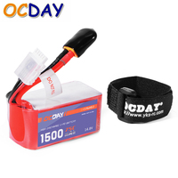 Wholesale Lipo Battery 14 8V 1500mAh 75C 4S XT60 Plug For RC Quadcopter Truck Drone Buggy