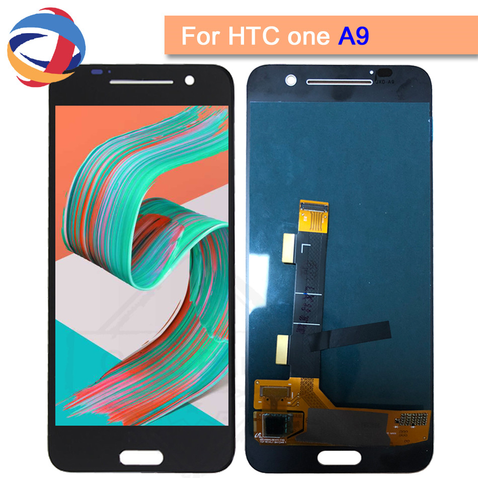 Amoled 5.0For HTC One A9 LCD Display Touch Screen Digitizer For HTC One A9 LCD Display 100% tested For HTC A9 LCD ReplacementAmoled 5.0For HTC One A9 LCD Display Touch Screen Digitizer For HTC One A9 LCD Display 100% tested For HTC A9 LCD Replacement