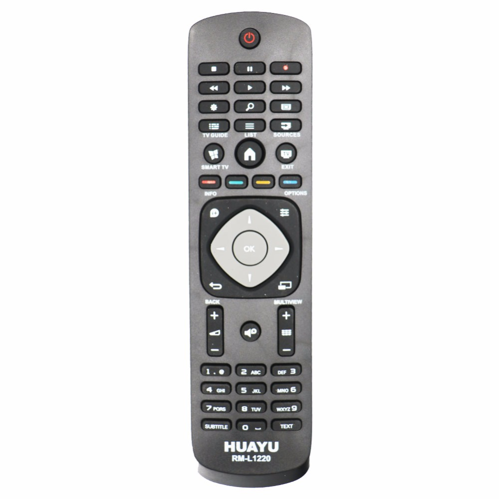 RM-L1220 For Philips TV Remote Control Replace 55PUS6452/12