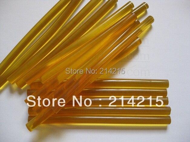 Кератиновые палочки для капсульного наращивания волос, используется с клеевым пистолетом или для расплавления в горячем тигле.