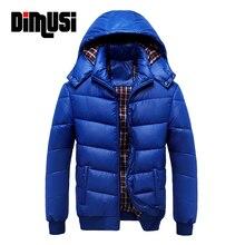2016 New Winter Coat Men's Warm Down Jacket mens Bomber Jackets Men's coat Zipper Stand collar jacket men Plus Size 4XL,YA502