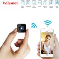 Volemer HDQ13 mini camera Wireless Wifi 1080P Home Security Video Cam IR Night Vision Motion Detection HD DV DVR Micro Camera