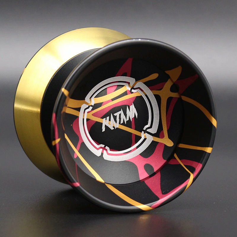 2018 NEW MAGICYOYO M06 -katana YOYO Professional metal yo-yo 7075 aluminum alloy + stainless steel ring NSK bearing original delta aub0812vhb 8015 8cm 80mm dc 12v 0 30a slim chassis power supply cooling fans cooler