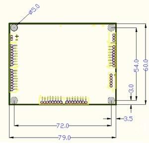 Image 5 - 工業用グレードのミニ 3/4/5 ポートフルギガビットスイッチ変換に 10/100/1000 Mbps 転送モジュール機器弱いボックススイッチモジュール