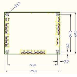 Image 5 - الصف الصناعية البسيطة 3/4/5 ميناء كامل جيجابت التبديل لتحويل 10/100/1000 ميغابت في الثانية نقل وحدة المعدات ضعيفة مربع وحدة تبديل