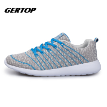 Men Running Shoes Light Weight Mesh Sports Shoes Jogging Sneakers For Men Outdoor Walking Trend Shoes