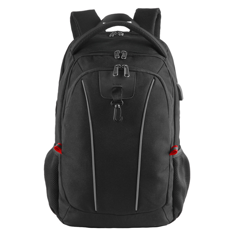 Super Large Business Backpacks Male big capacity USB headphone coded bags Pack men Travel Schoolbags 17 3 inch laptop Commuting in Backpacks from Luggage Bags