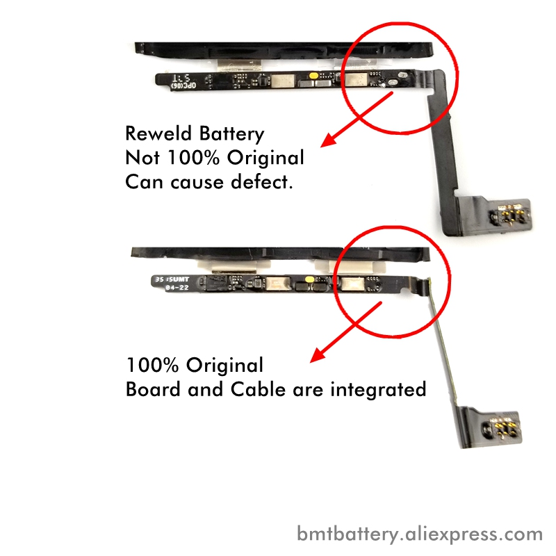 repair Quality Battery cycle