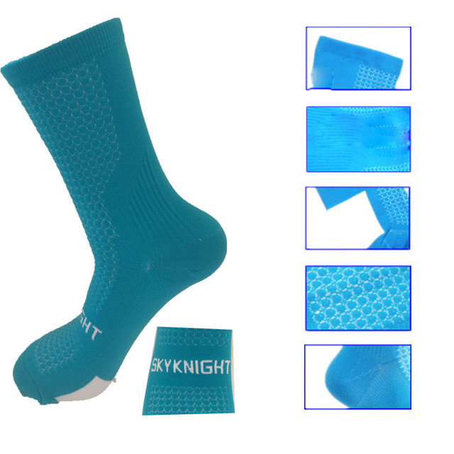 Sports Cycling Socks Professional Compression Socks Protect Feet Breathable Wicking