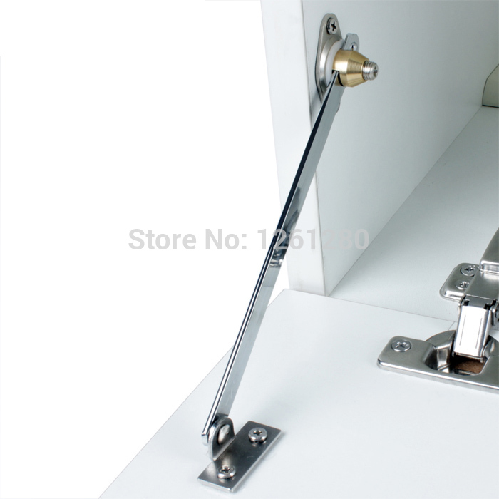 free shipping furniture hinge Cupboard door support rod cabinet ...