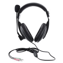 Skype Gaming Game Stereo Headphones Headset Earphone Mic PC Computer Laptop KANGLING 750 Gaming Headphones