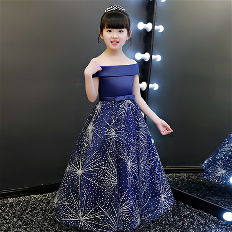 Summer Elegant Fashion Girls Childrem Big Bow Party Tulle Princess Wedding Birthday Dress Kids Babies Shoulderless Tutu Dress winner men posh mechanical wrist watch leather strap tourbillion sub dial roman number crystal skeleton dial montre homme box