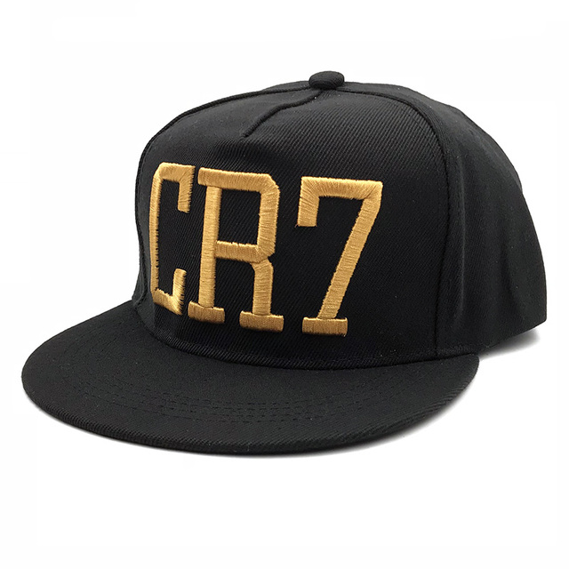 High Quality 3D embroidery Newest Style Cristiano Ronaldo CR7 Hats Baseball  Caps Hip Hop Caps Snapback Hats for Men Women 818660dbf83d