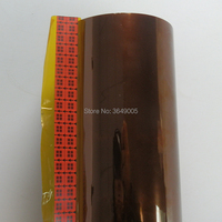 1/2 IN X 36Yard One Roll Die cut 3M Low Static Polyimide Film Tape 5419, Gold 3M 5419 Electrical insulation tapes