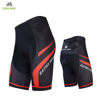 NUL BIKE Hot Sneldrogende Ademende mannen Fietsbroek 4D GEL Gevoerde Buitensporten Mtb Strakke Shorts Bermuda ciclismo