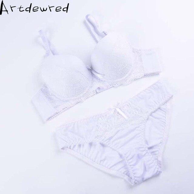 Artdewred abc sexy bra set lace pu