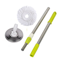 Mop Head Household Microfiber Floor Mop Head Replacement Automatic Mop Head Spin Cleaning Home Clean Tools Drop Shipping multifunction microfiber squeeze water tow head rotate mop retractable lazy floor cleaning swab swabber dust household tools