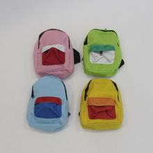 Doll Backpack Bag Accessories Mini Toys BJD Cute Children Gifts For 43cm Baby New Born Girl 18 inch