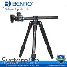 BENRO Aluminum tripod 3/8 Super Strong Impact Resistance Horizontal Axis Camera Tripod Multifunctional alloy GA169T
